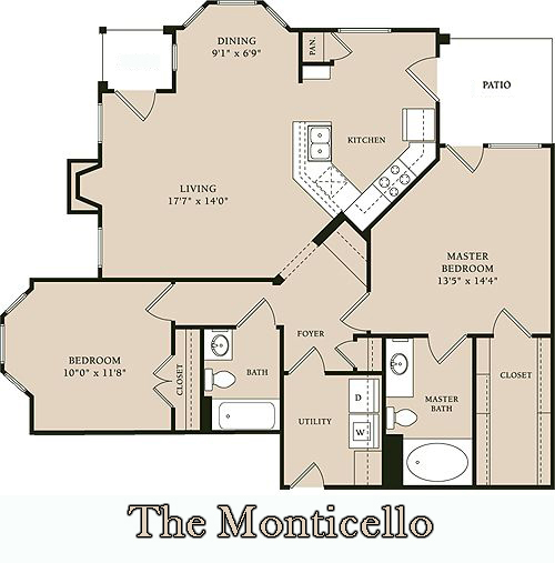 Mansions Floor Plans